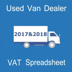 Used Van Dealer Accounting...
