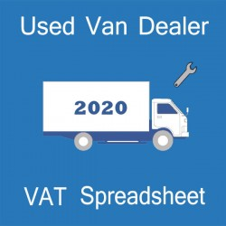 Used Van Dealer 2020