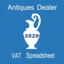 Antique Dealer Accounting...